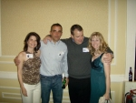 Jen (Cruz) Curry, Bill Depalma, Jay'What are you looking at?'Spooner, Colleen (Algeo) Ellis