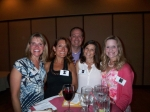 Jennifer Parent, Sue (Grenke) Rancourt, Matt Colson, Jen (Cruz) Curry, Colleen (Algeo) Ellis