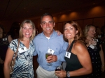 Jen Parent, Bill DePalma, Sue (Grenke) Rancourt